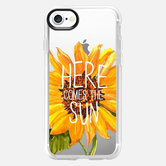 Here Comes The Sun - Classic Grip Case
