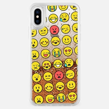 iPhone X Case Emojis
