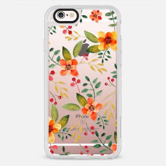 Floral Pattern - New Standard Case