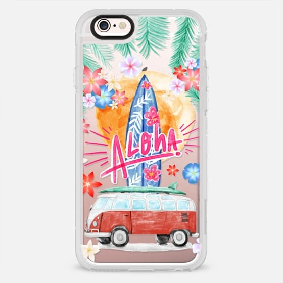 Aloha Hawaii - New Standard Case
