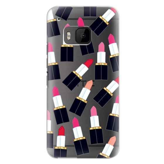 Htc One M9 Cases - Girl Weapon
