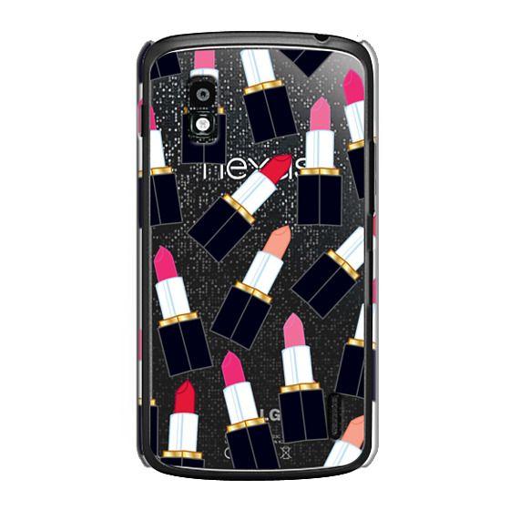 Nexus 4 Cases - Girl Weapon
