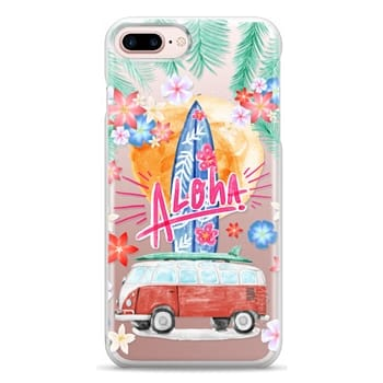 Snap iPhone 7 Plus Case - Aloha Hawaii