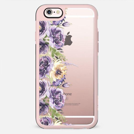 Violet flowers - New Standard Case