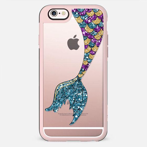 glitter mermaid tail - New Standard Case