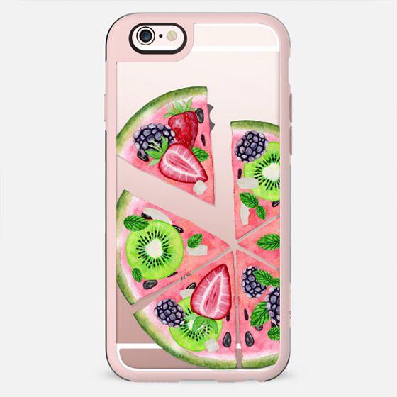 summer pizza - New Standard Case