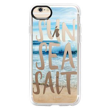 Grip iPhone 6 Case - SUN SEA SALT