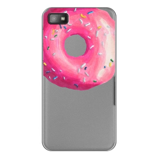 Blackberry Z10 Cases - Pink Glaze Donut