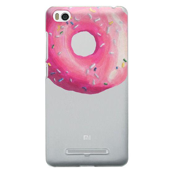 Pink Glaze Donut