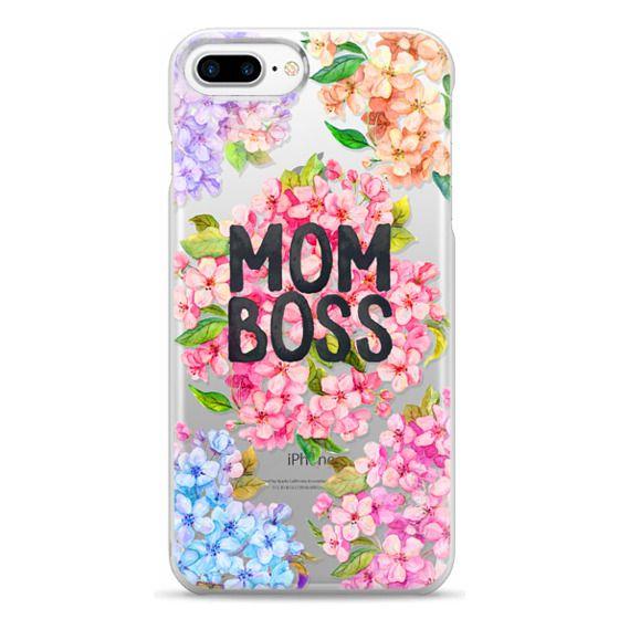 iPhone 7 Plus Cases - MOM BOSS