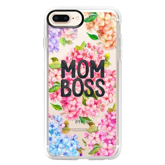 iPhone 8 Plus Cases - MOM BOSS