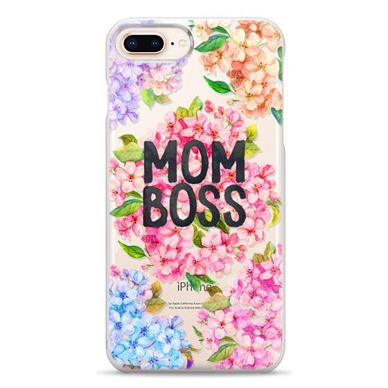 iPhone 8 Plus Cases - MOM BOSS