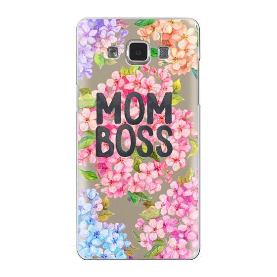 Samsung Galaxy A5 Cases - MOM BOSS