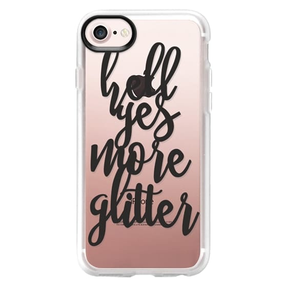 iPhone 4 Cases - hell yes more glitter