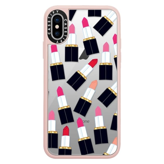 iPhone X Cases - Girl Weapon