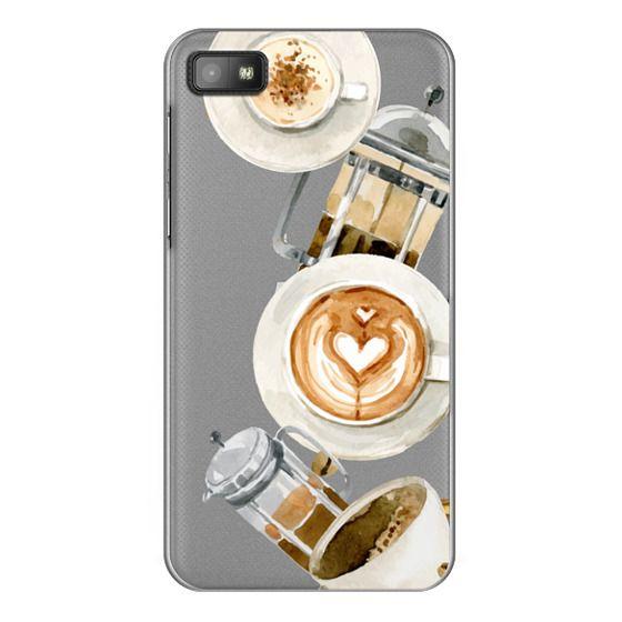 Blackberry Z10 Cases - Coffee