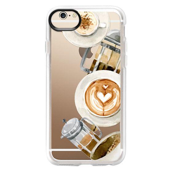 iPhone 6 Cases - Coffee