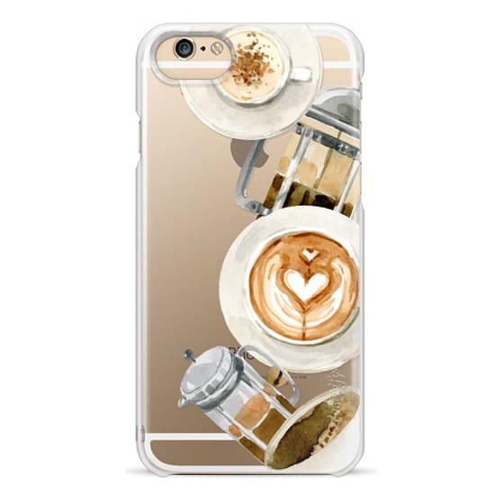 iPhone 6 Cases - Coffee