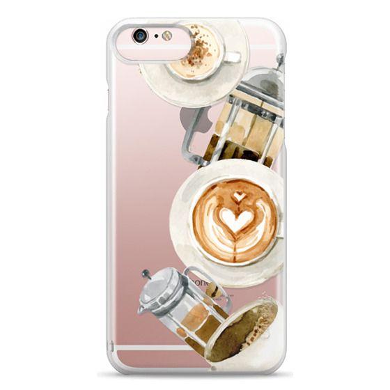 iPhone 6s Plus Cases - Coffee