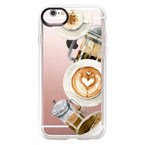 iPhone 6s Cases - Coffee