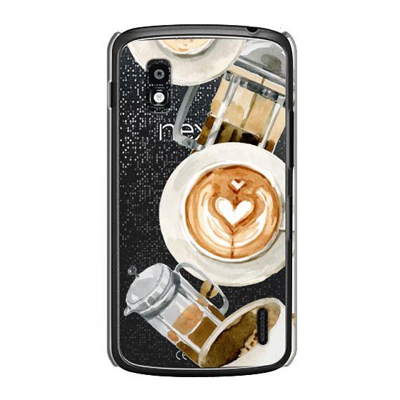 Nexus 4 Cases - Coffee