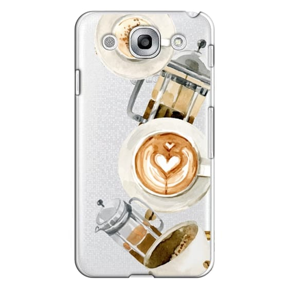 Optimus G Pro Cases - Coffee