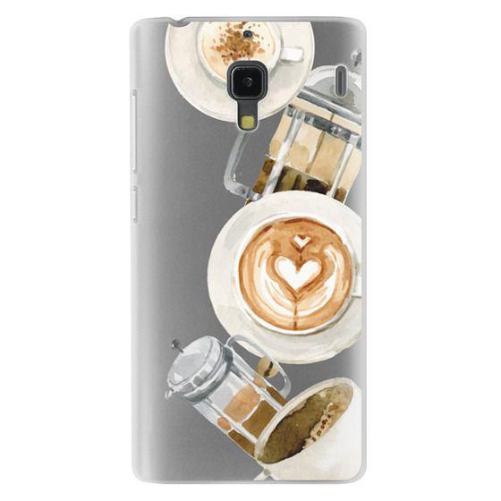 Redmi 1s Cases - Coffee