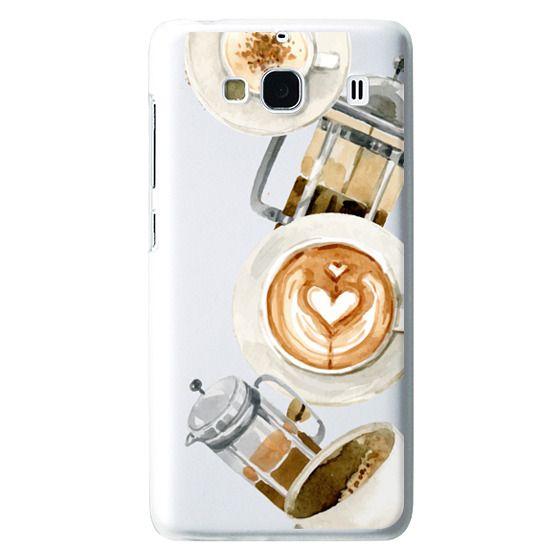 Redmi 2 Cases - Coffee