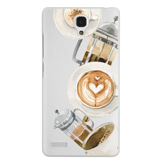 Redmi Note Cases - Coffee
