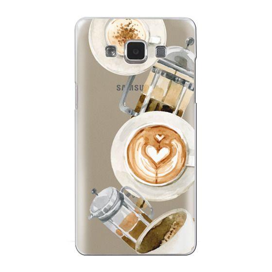Samsung Galaxy A5 Cases - Coffee