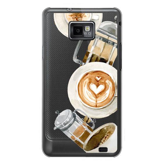 Samsung Galaxy S2 Cases - Coffee