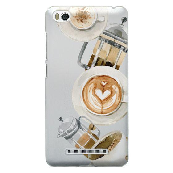 Xiaomi 4i Cases - Coffee