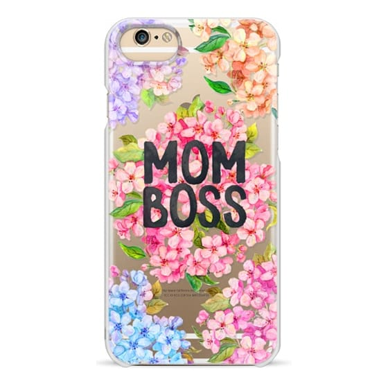 iPhone 6 Cases - MOM BOSS