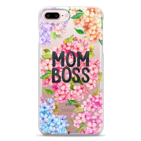 iPhone 7 Plus Cases - MOM BOSS