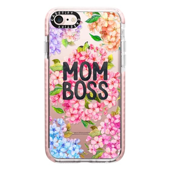 iPhone 7 Cases - MOM BOSS