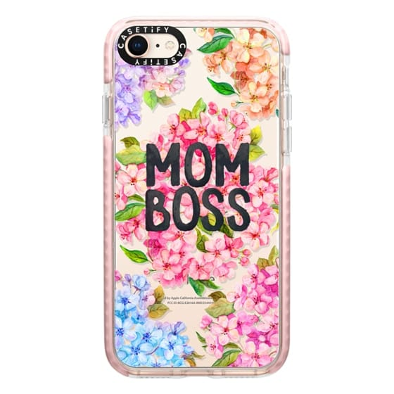 iPhone 8 Cases - MOM BOSS
