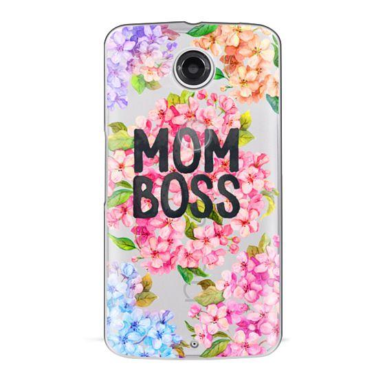 Nexus 6 Cases - MOM BOSS