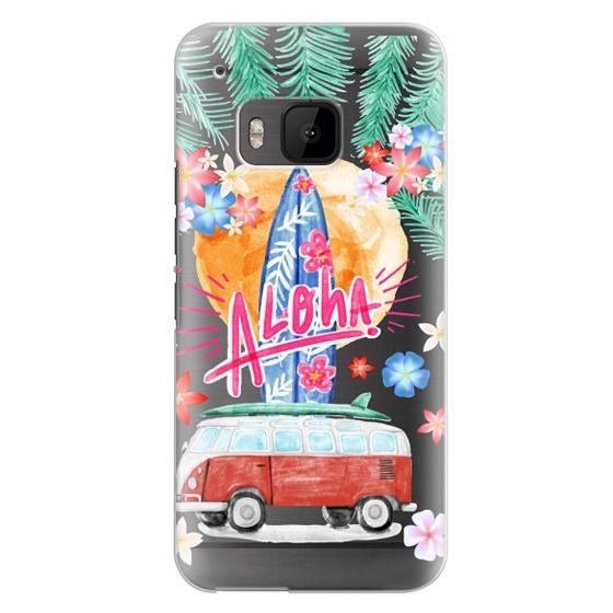 Htc One M9 Cases - Aloha Hawaii
