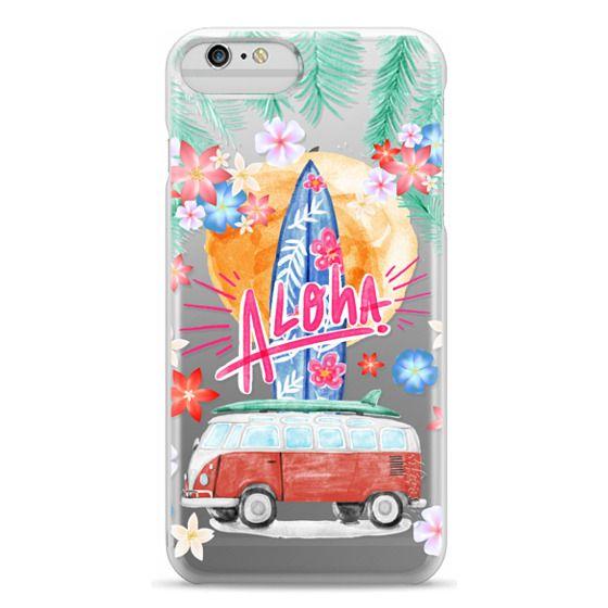 iPhone 6 Plus Cases - Aloha Hawaii