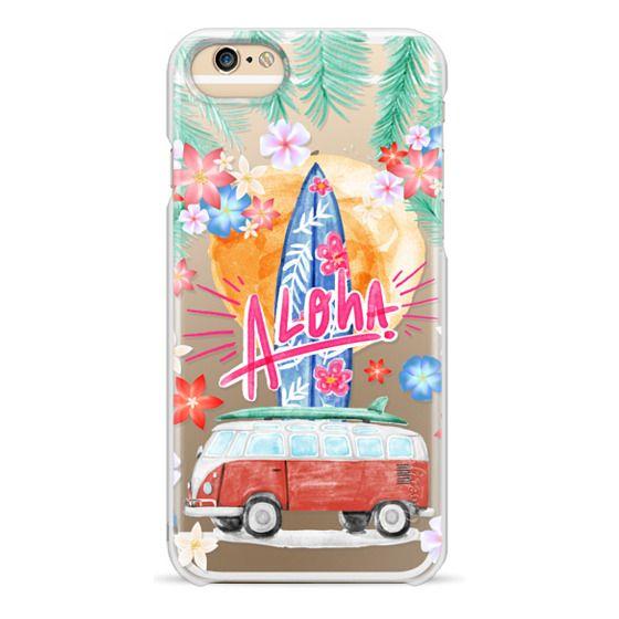 iPhone 6 Cases - Aloha Hawaii