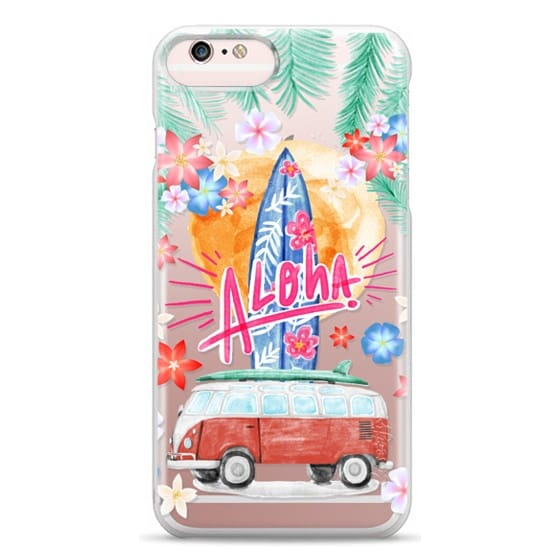 iPhone 6s Plus Cases - Aloha Hawaii