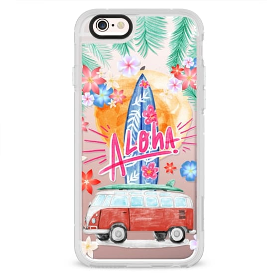 iPhone 6s Cases - Aloha Hawaii