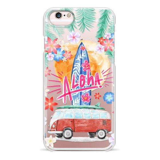 iPhone 6s Cases - Aloha Hawaii