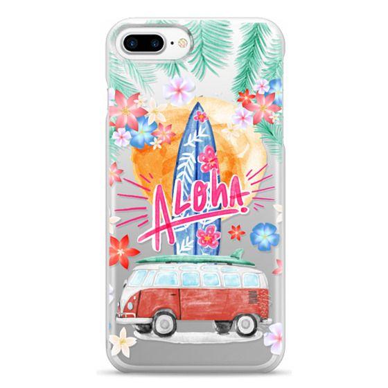 iPhone 7 Plus Cases - Aloha Hawaii