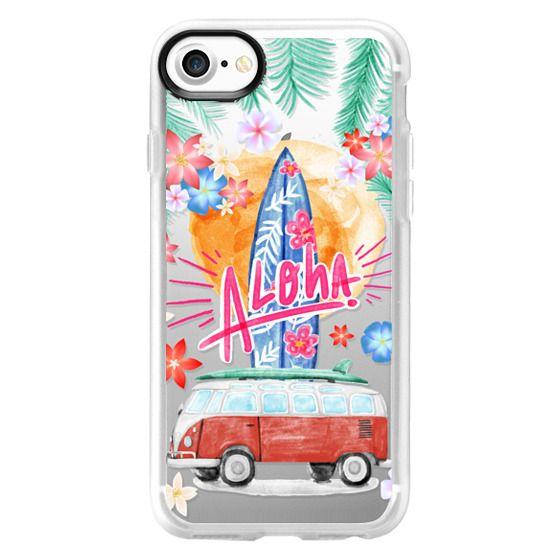 iPhone 7 Cases - Aloha Hawaii