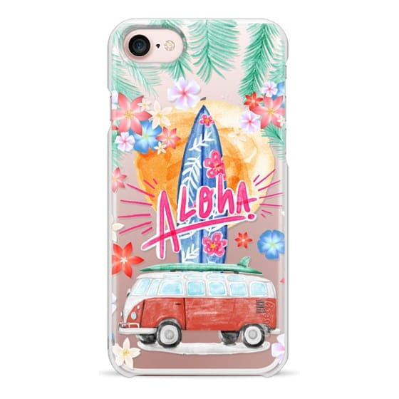 iPhone 7 Cases - Aloha Hawaii