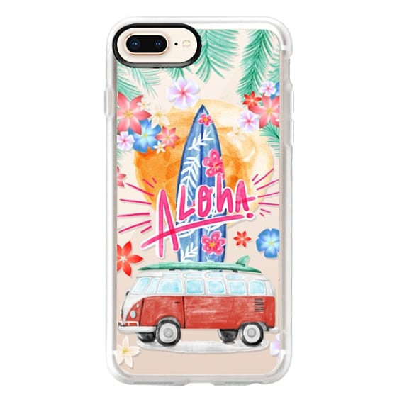 iPhone 8 Plus Cases - Aloha Hawaii