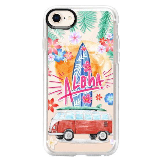 iPhone 8 Cases - Aloha Hawaii