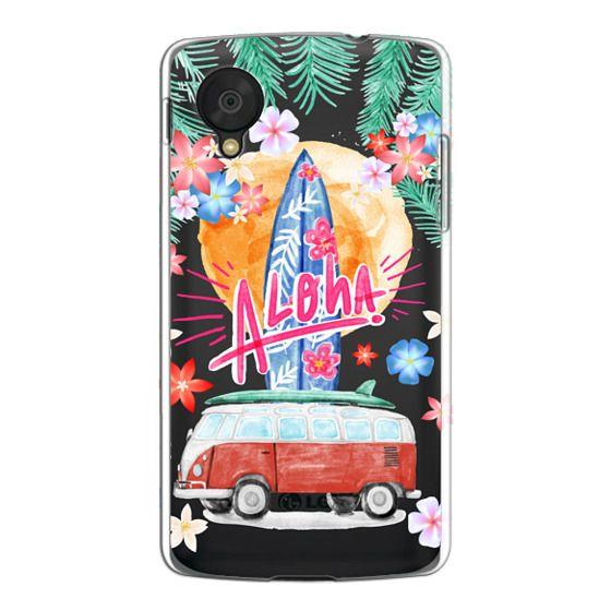 Nexus 5 Cases - Aloha Hawaii