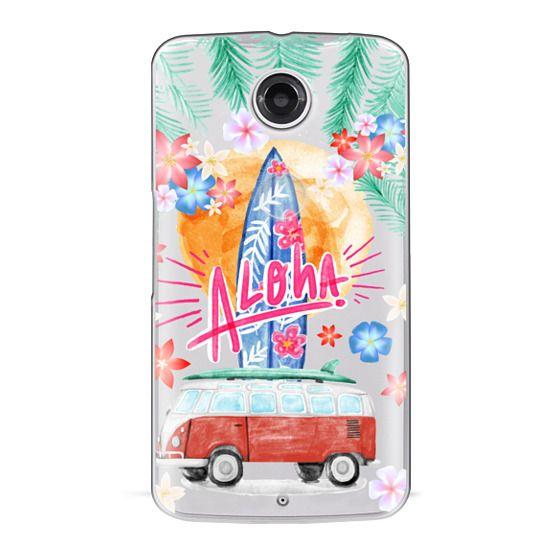 Nexus 6 Cases - Aloha Hawaii